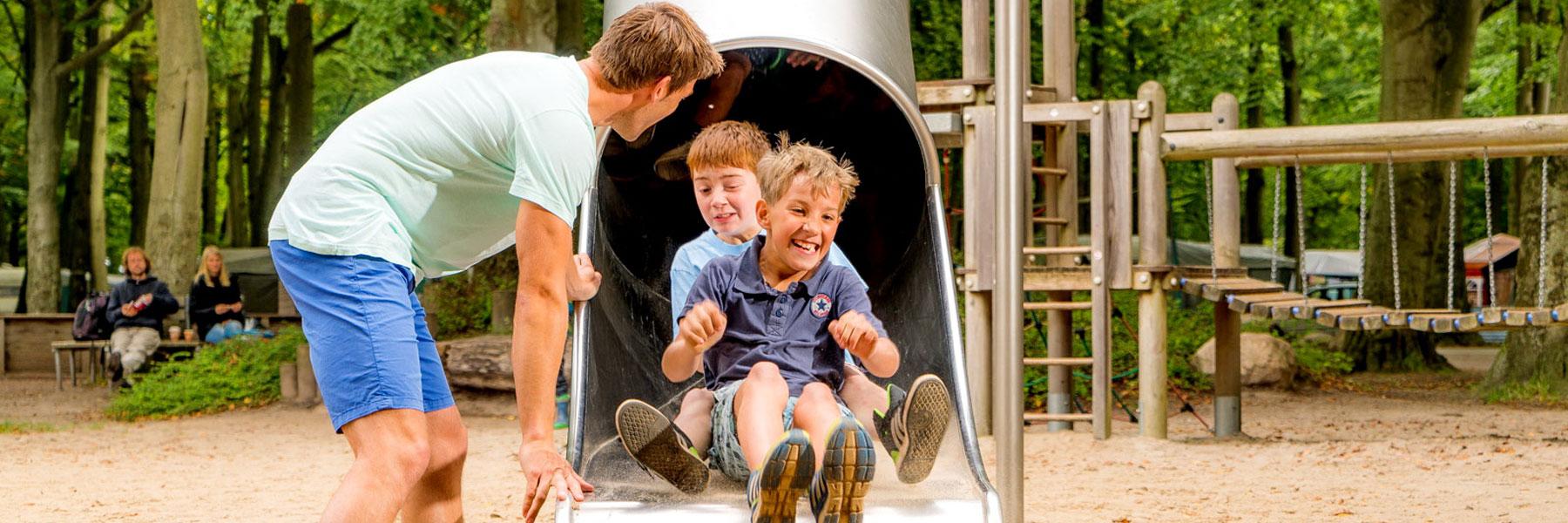 Spielplatz - Ostseecamp-Ferienpark