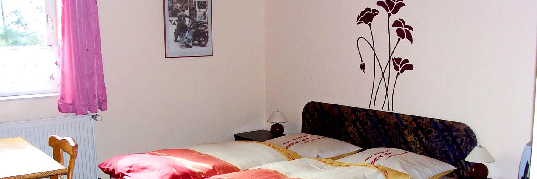 Schlafzimmer - Bauernhof Jung