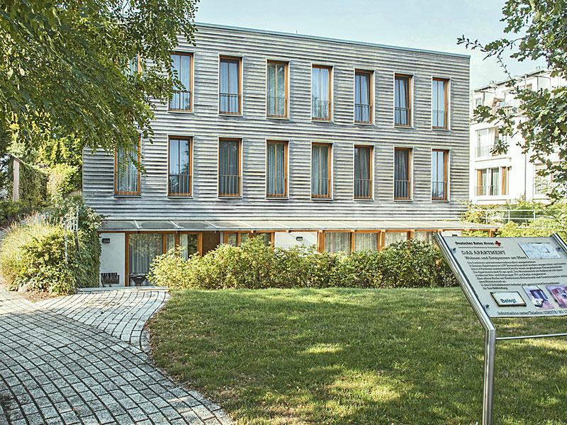 Seminarhaus in Heringsdorf
