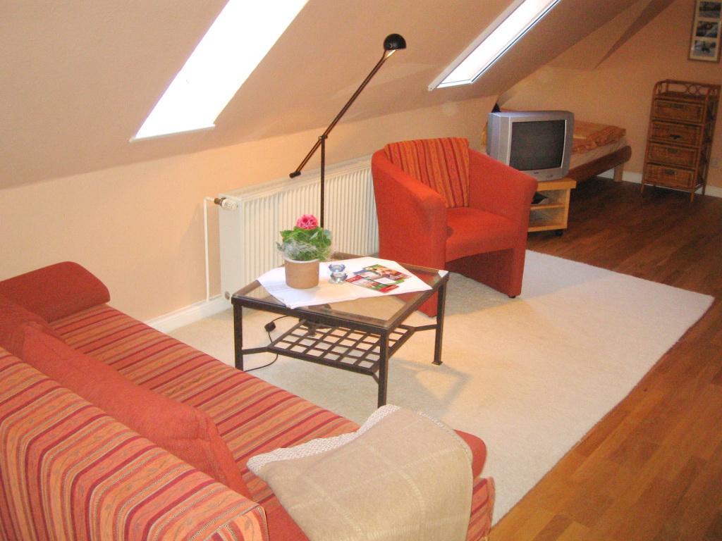 Kleine Wohnung - Wohnzimmer