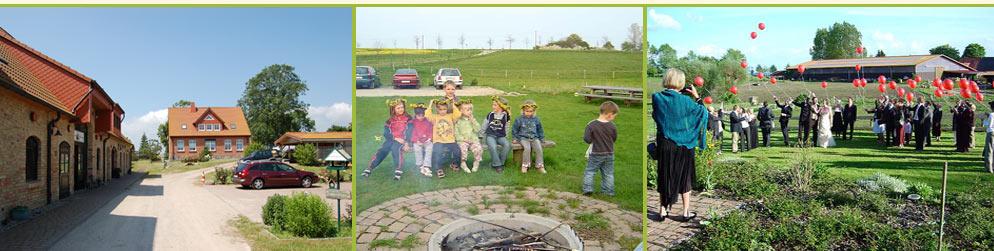 Impressionen Heu-Ferienhof auf der Insel Rügen