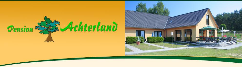 Pension Achterland auf der Insel Usedom