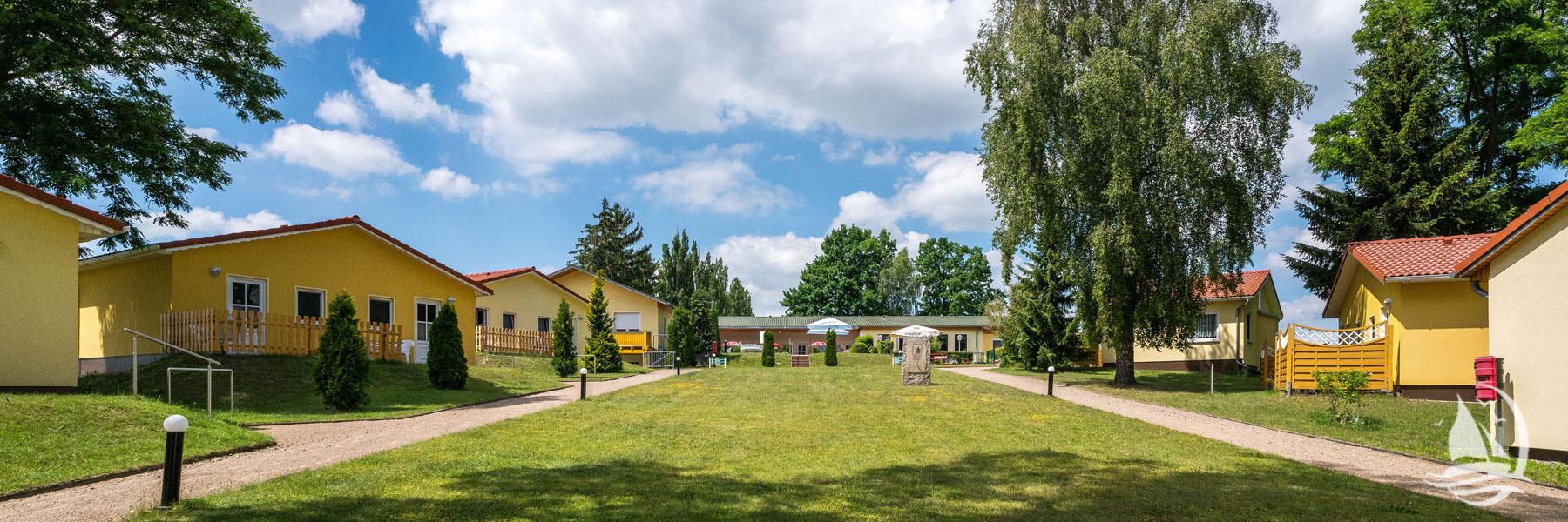 """Ferienhäuser - Ferienanlage """"Zum See"""""""