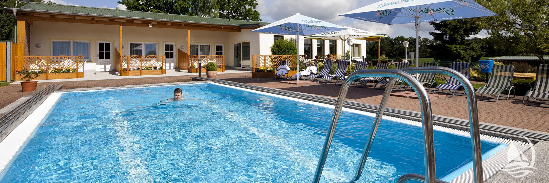 """Pool - Ferienanlage """"Zum See"""""""