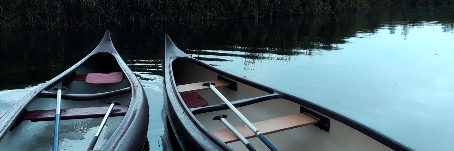 Kanus - Kanustation Klempenow
