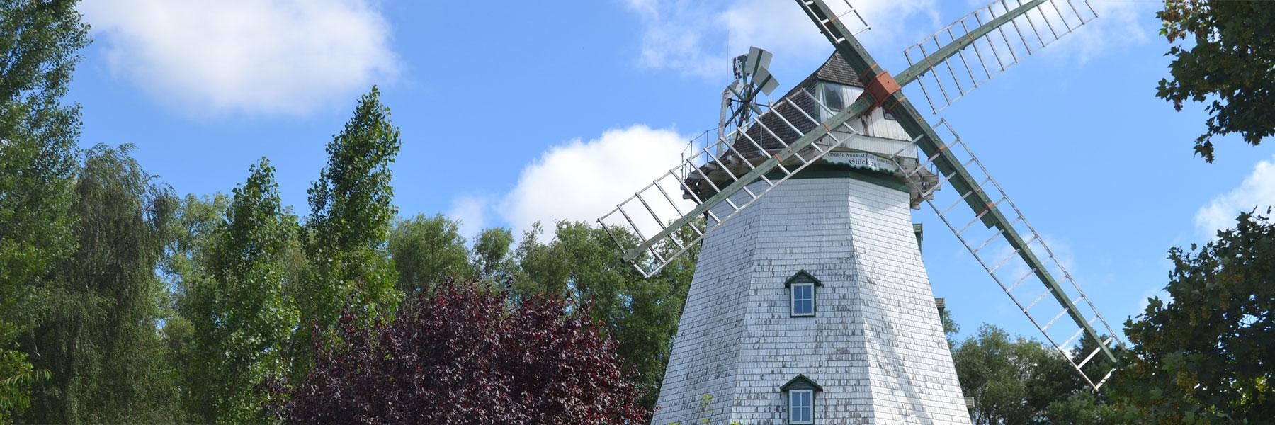"""Mühle - Dierkower Mühle """"Zum Holländer"""""""