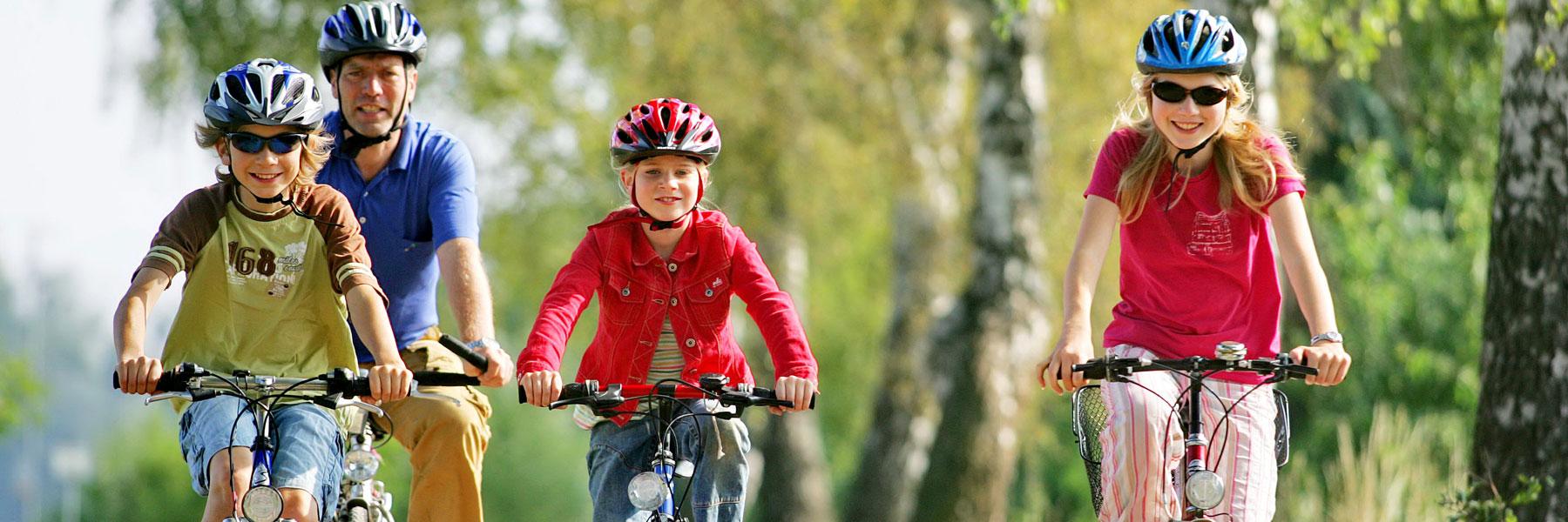 Fahrradtour - Jugendherberge Teterow