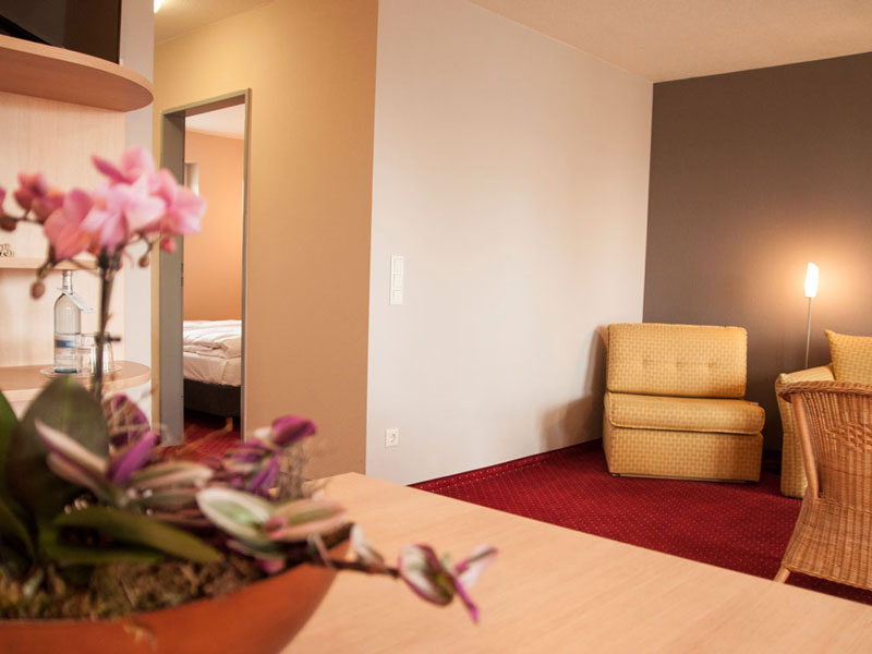 Suiten im Müritz Strandhotel