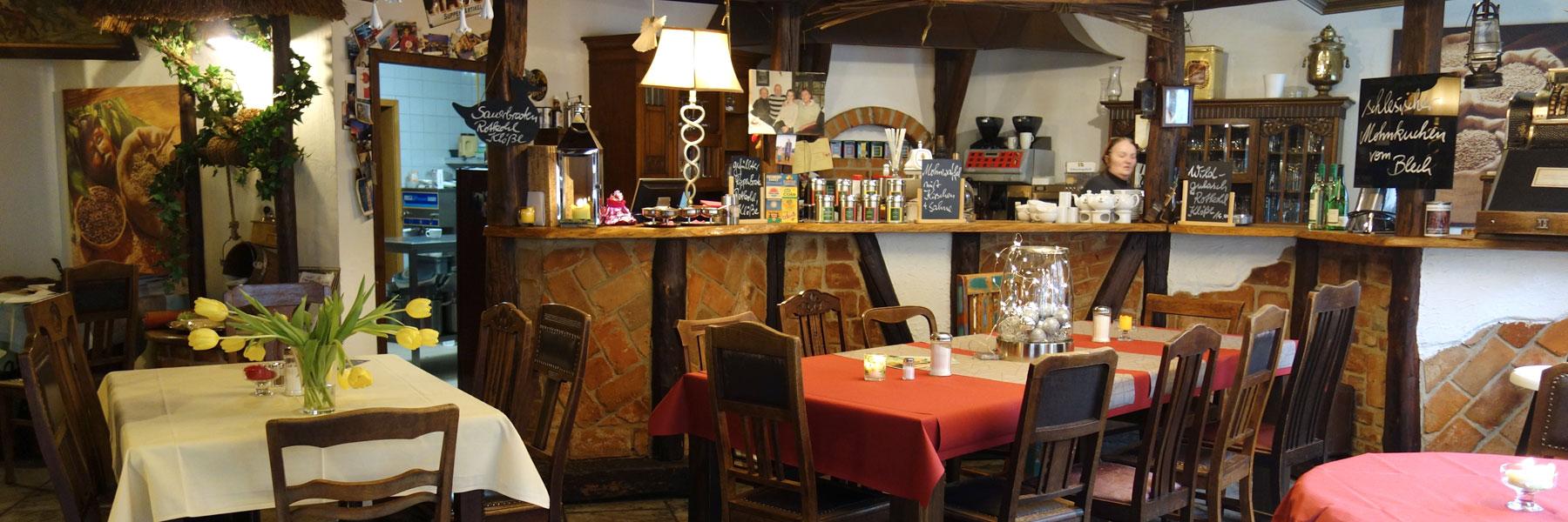 Tresen - Pension & Café Altstadt