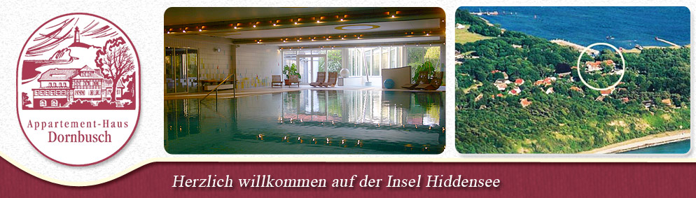 Wellness - Appartement-Haus Dornbusch