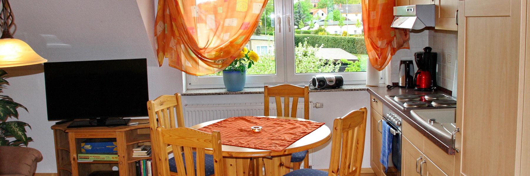 Küche - Haus Giovanni