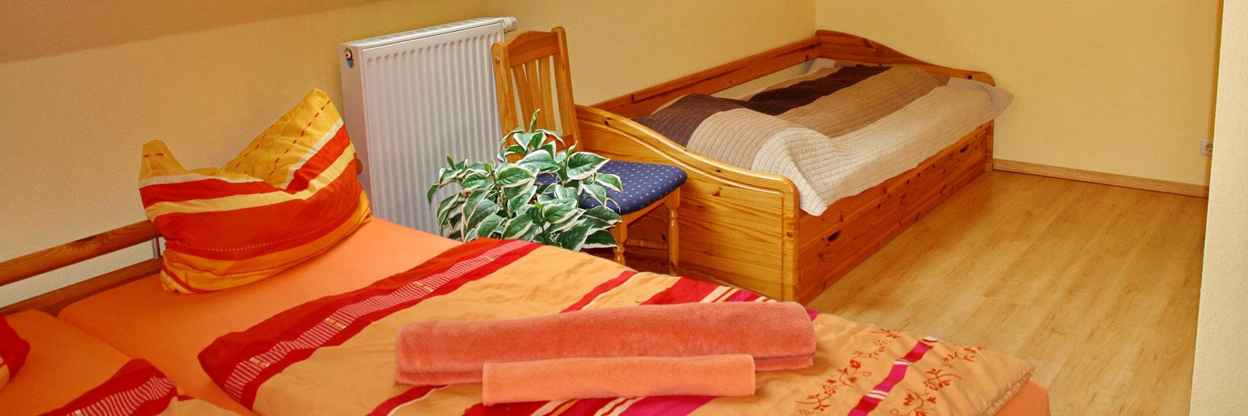Schlafzimmer - Haus Giovanni