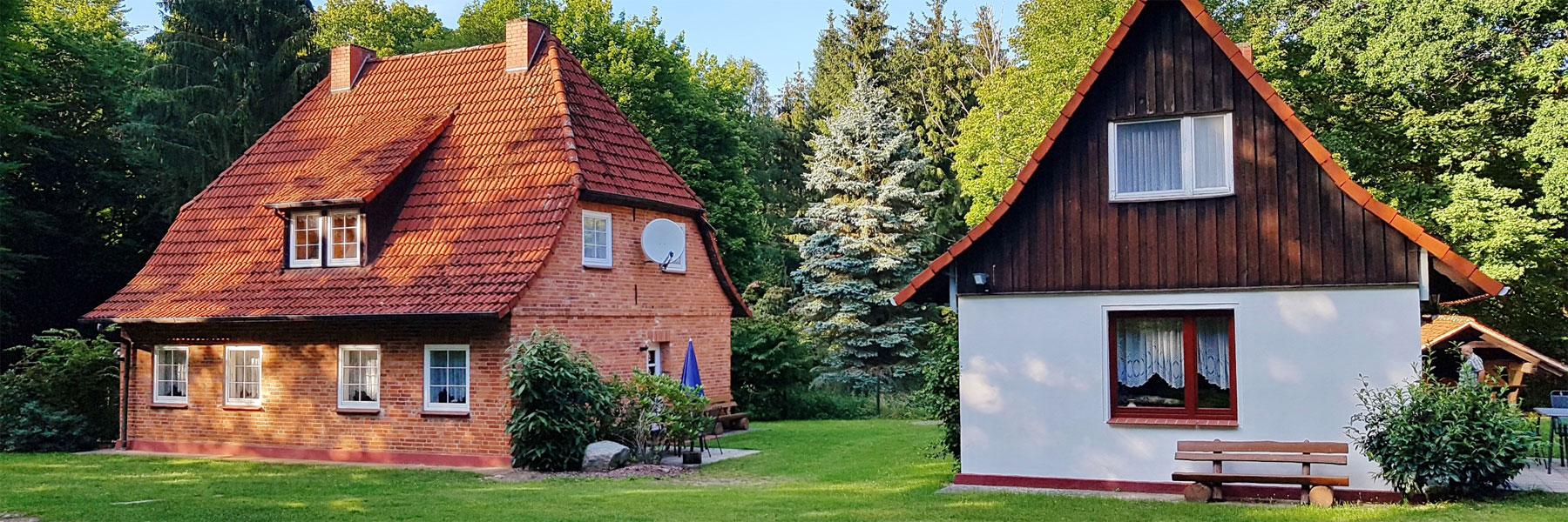 """Außenansicht - Ferienwohnung """"Alte Mühle"""""""