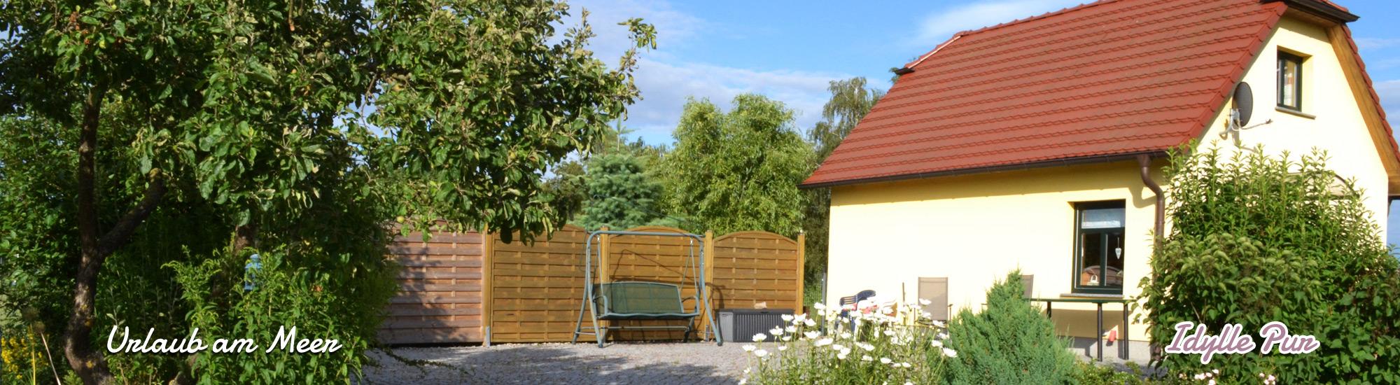 Landhaus-stine-aussenaufnahme - Landhaus Stine