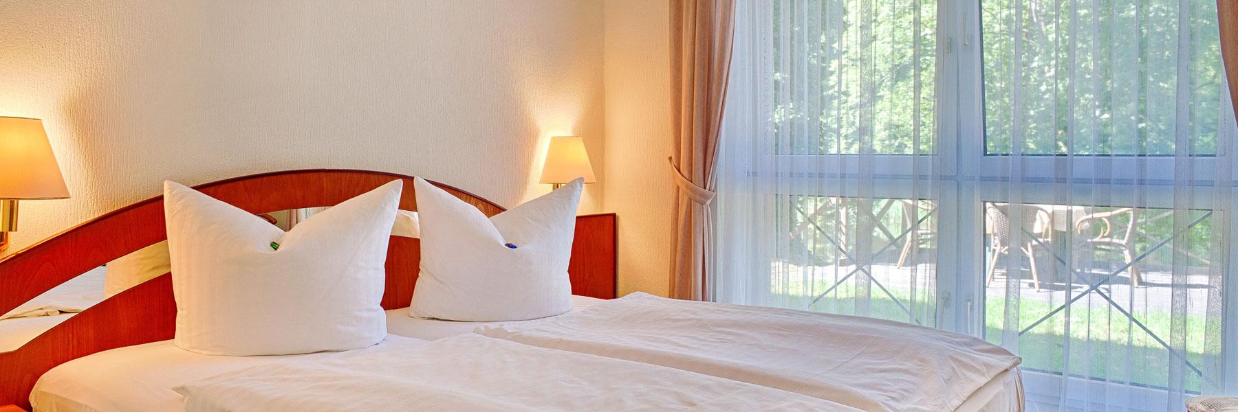 Doppelzimmer - Hotel Carmina am See