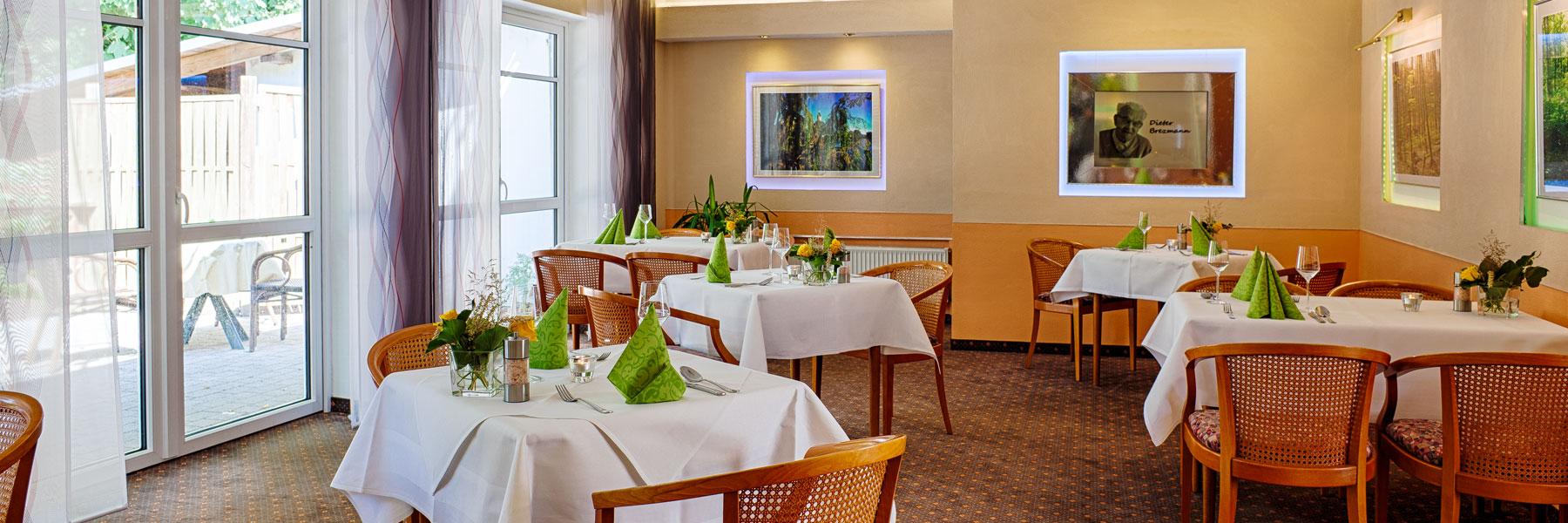 Restaurant - Hotel Carmina am See