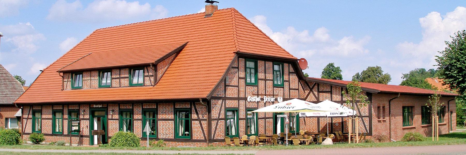 Gutshof - Gasthof Pritzier