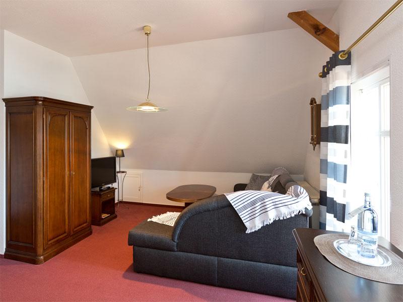 Suite im Seglerheim