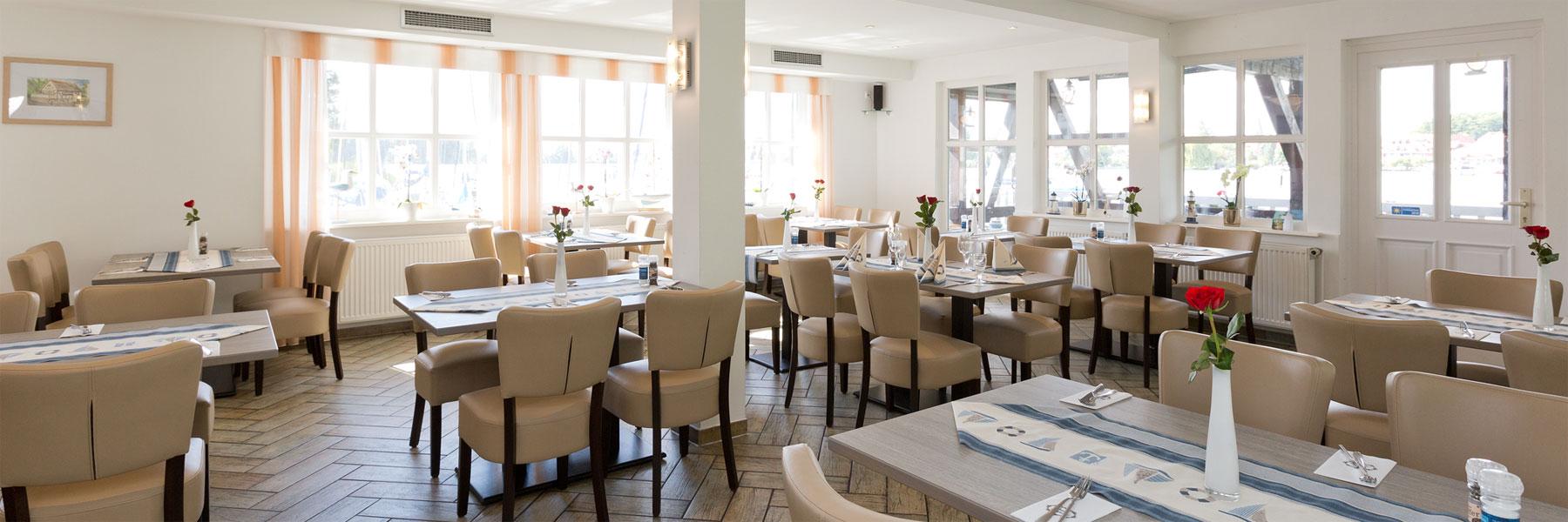 Restaurant - Hotel und Restaurant Seglerheim