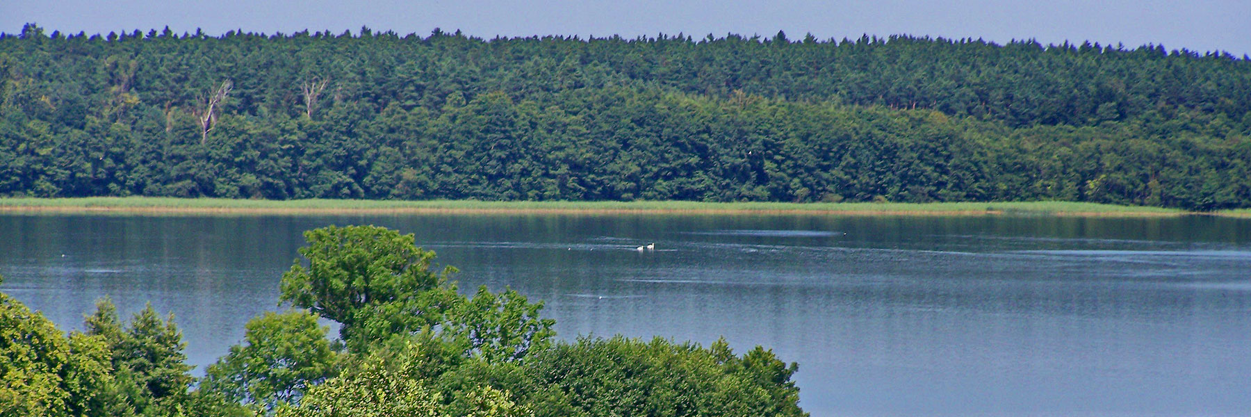 Schwarzer See - Ferienwohnung Claus