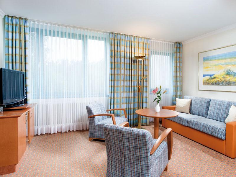 Suite vom Hotel