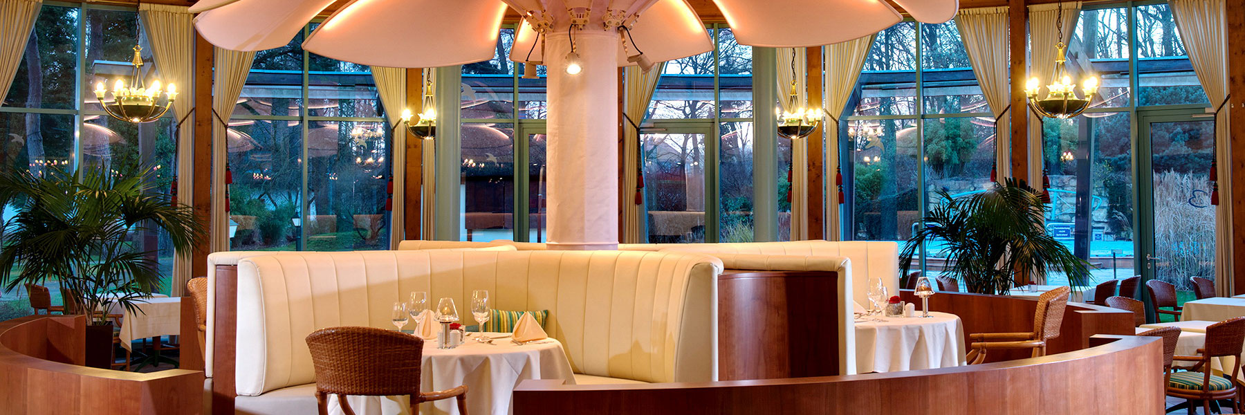 Gartenrestaurant - Travel Charme Bernstein Prerow