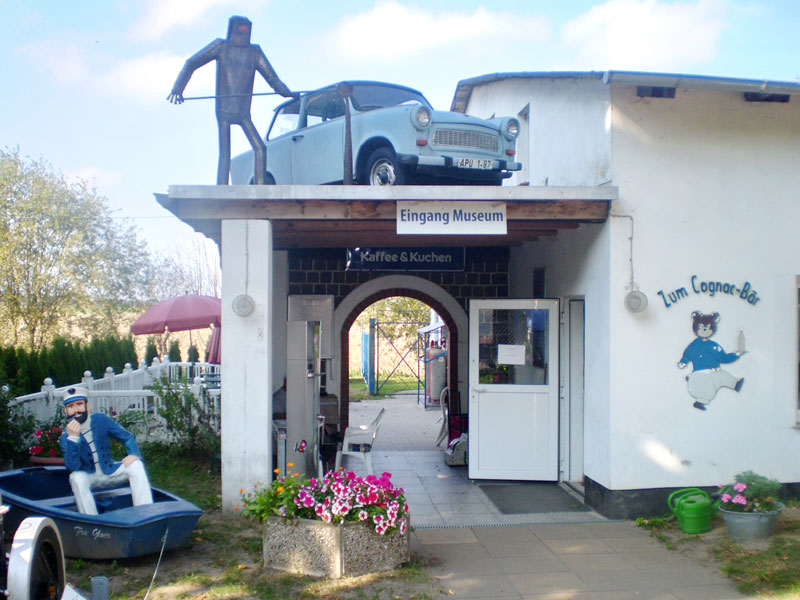 Ddr Museum Dargen Usedom Ev Bei Usedom Stadt