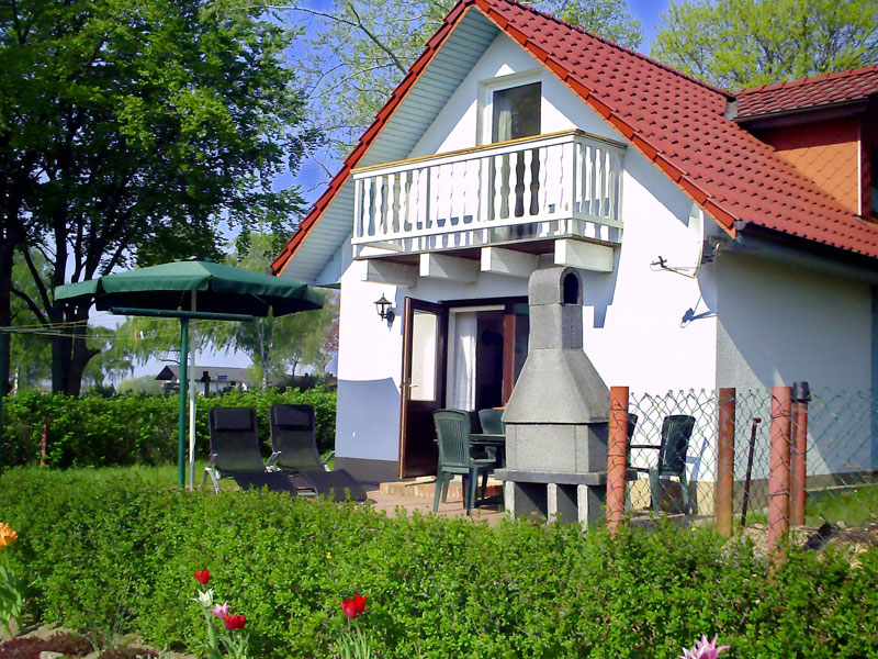 Ferienhaus Caroline in Plau am See