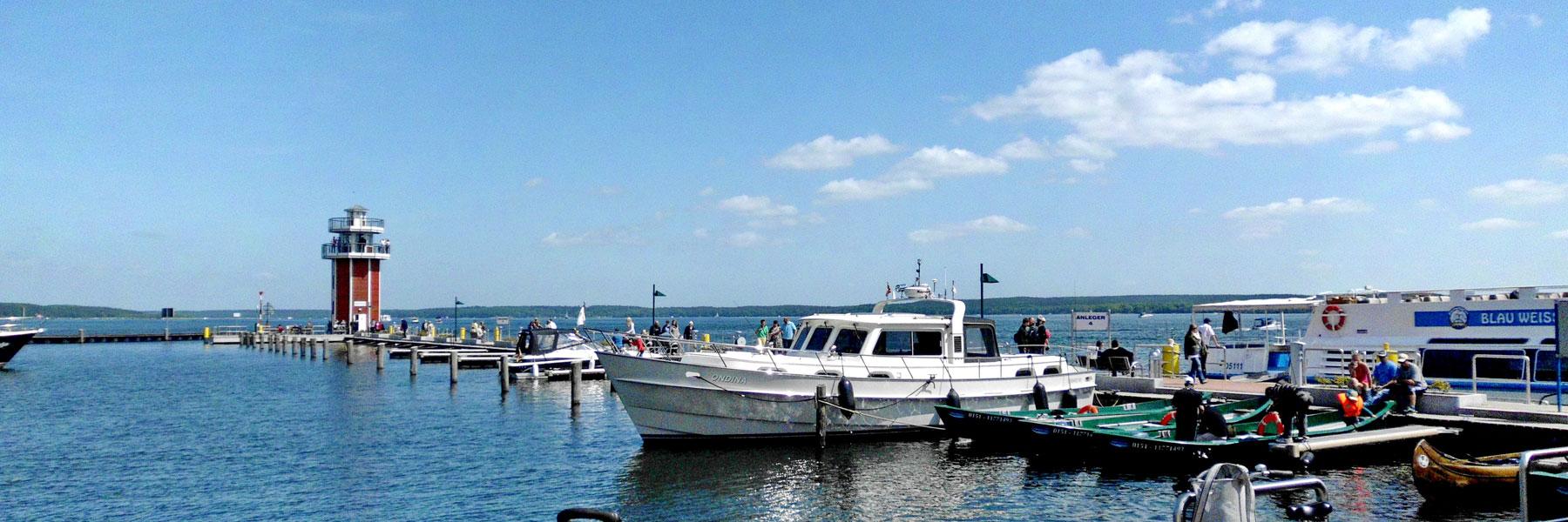 Hafen Plau - Ferienhaus Caroline