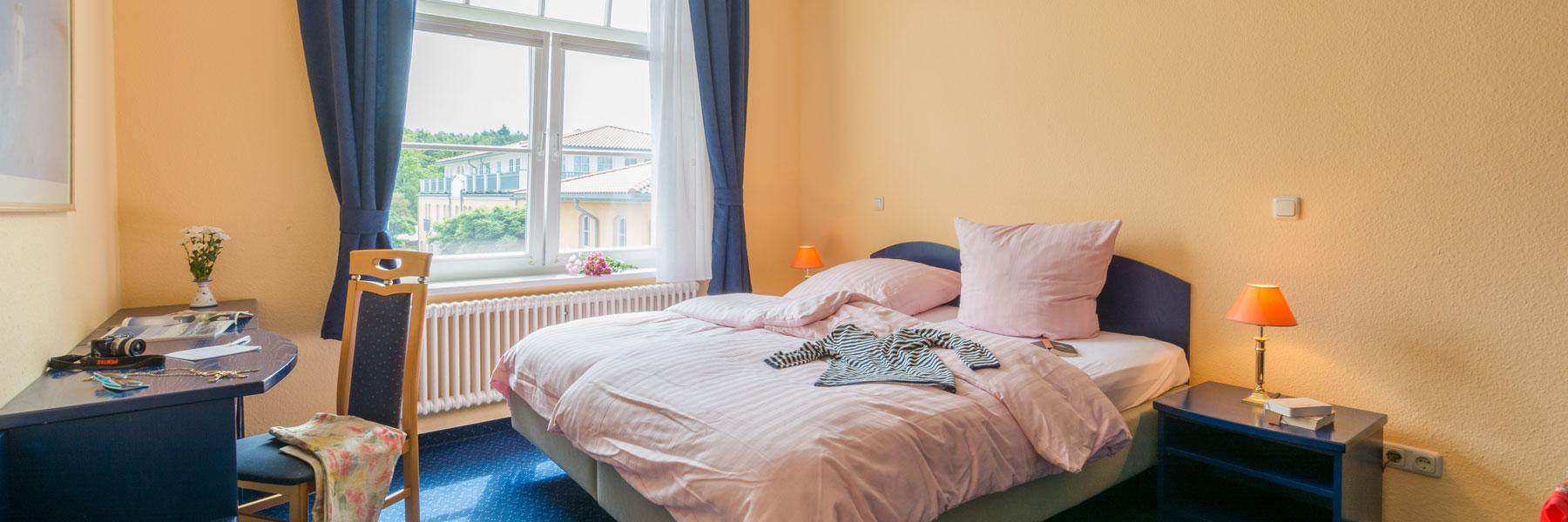 "2-Raum-Apartment - Apartmenthaus ""Villa Norden"""
