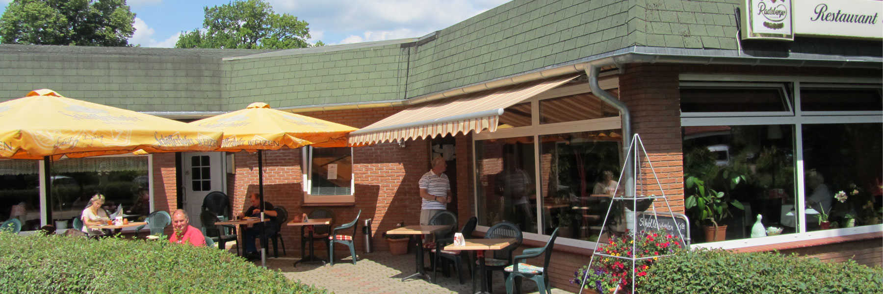 Terrasse - Restaurant & Café Lorenz