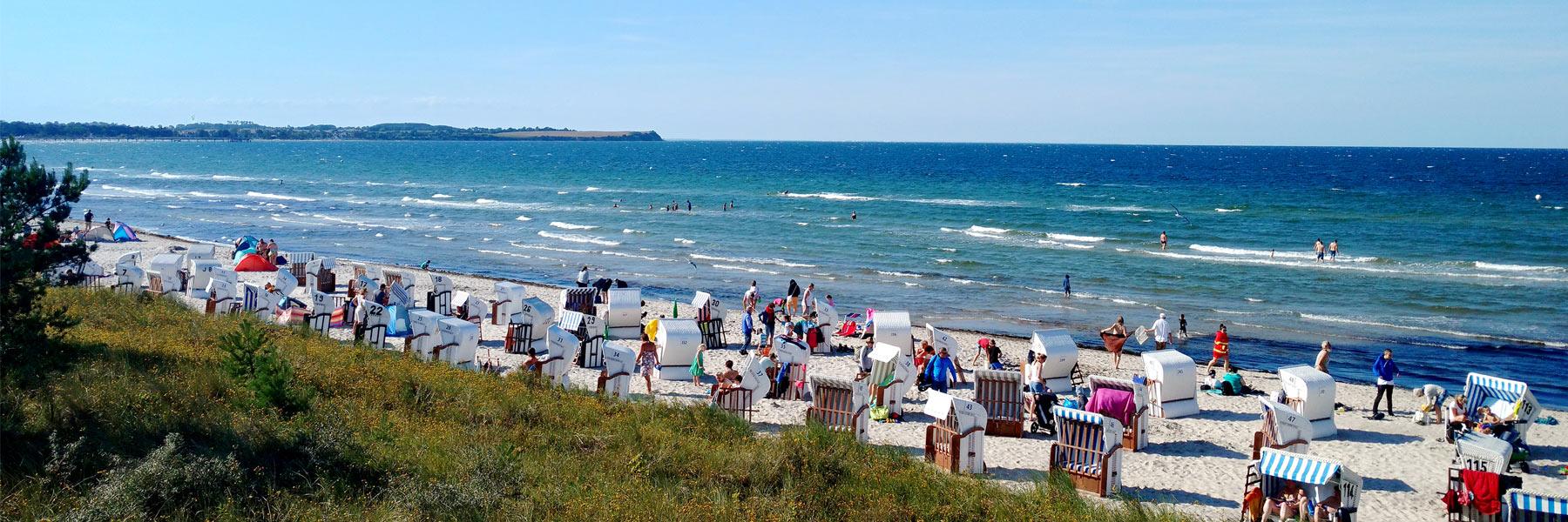 Strand Boltenhagen - Ferienwohnung Nimz