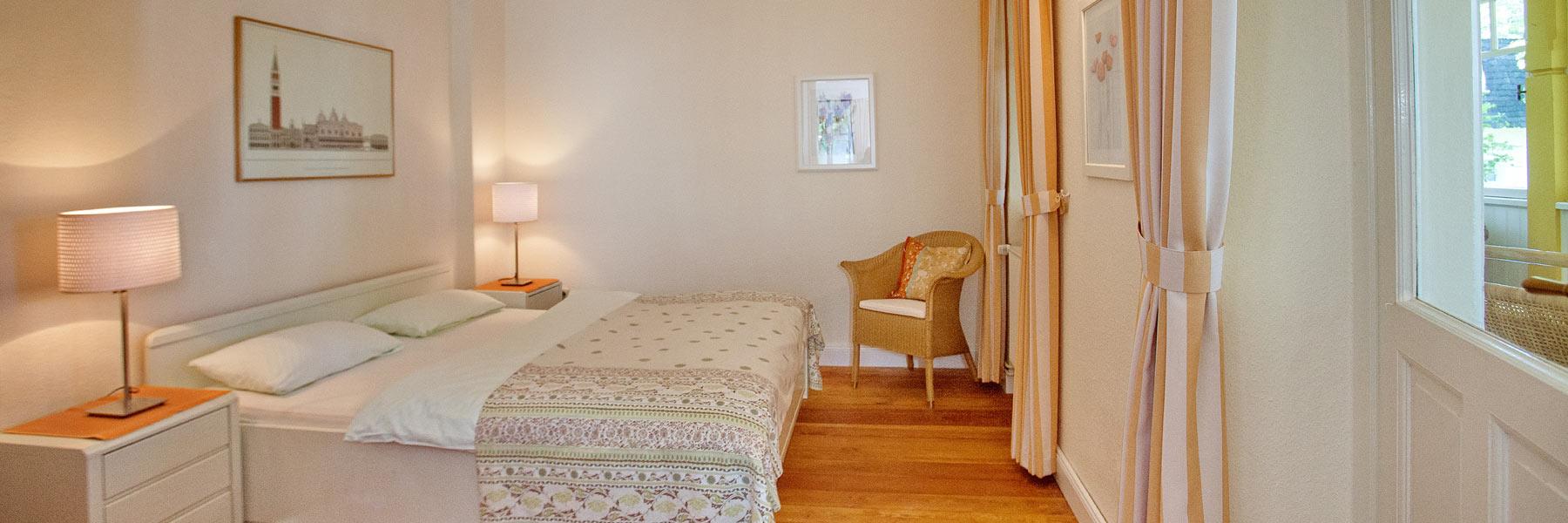 Zimmer - Das Strandhaus