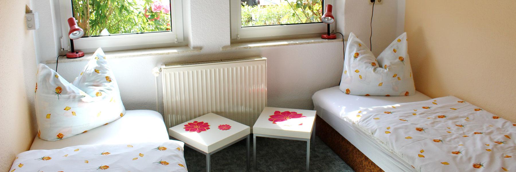 Kinderzimmer - Ferienwohnung Hahn