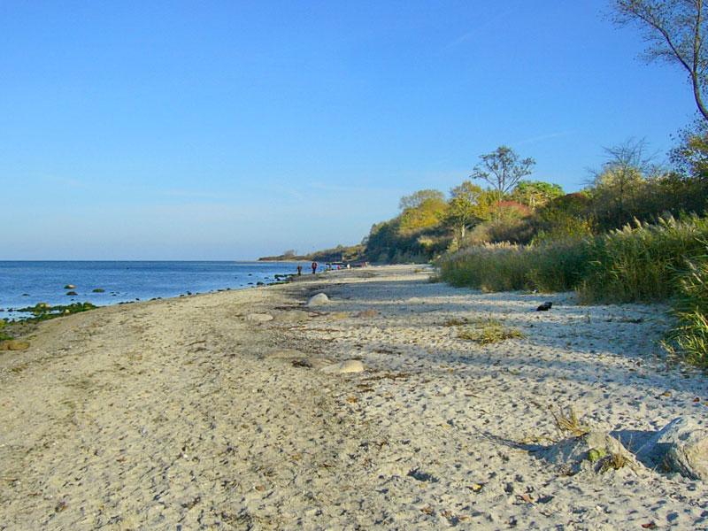 Ostseestrand am Klützer Winkel