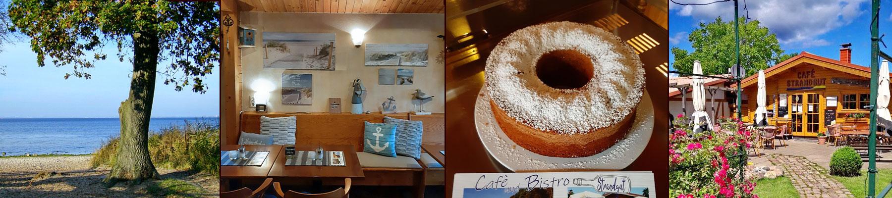 Ansichten - Café Strandgut