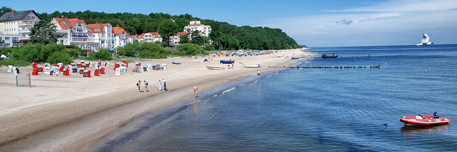 Strand - Seeheilbad Bansin