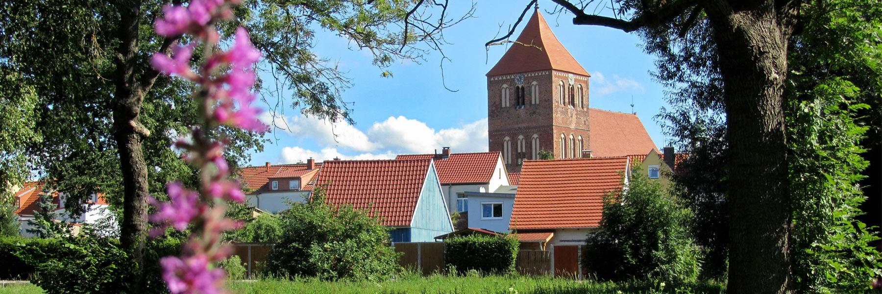 Stadtkirche - Stadt Teterow