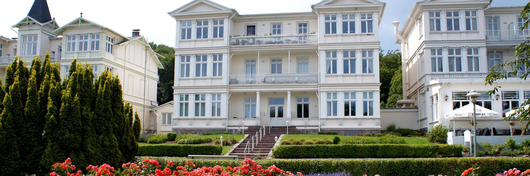 Bäderarchitektur - Ostseebad Zinnowitz