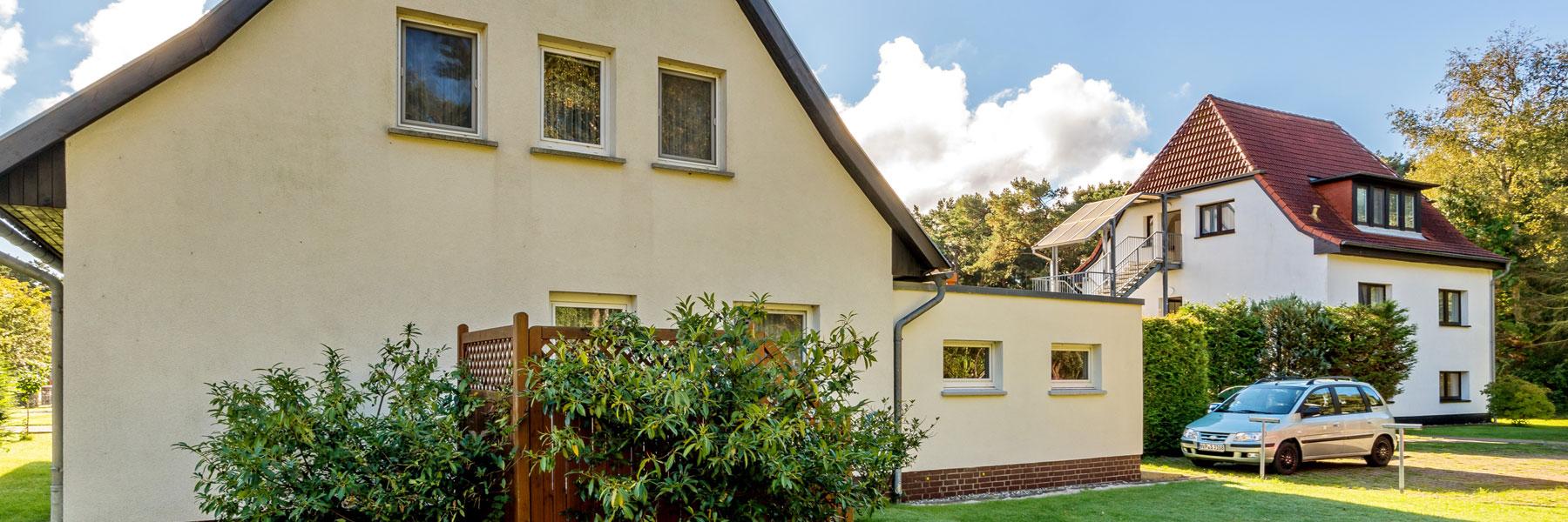 Wohnanlage - Ferienwohnungen Waldesruh Dierhagen