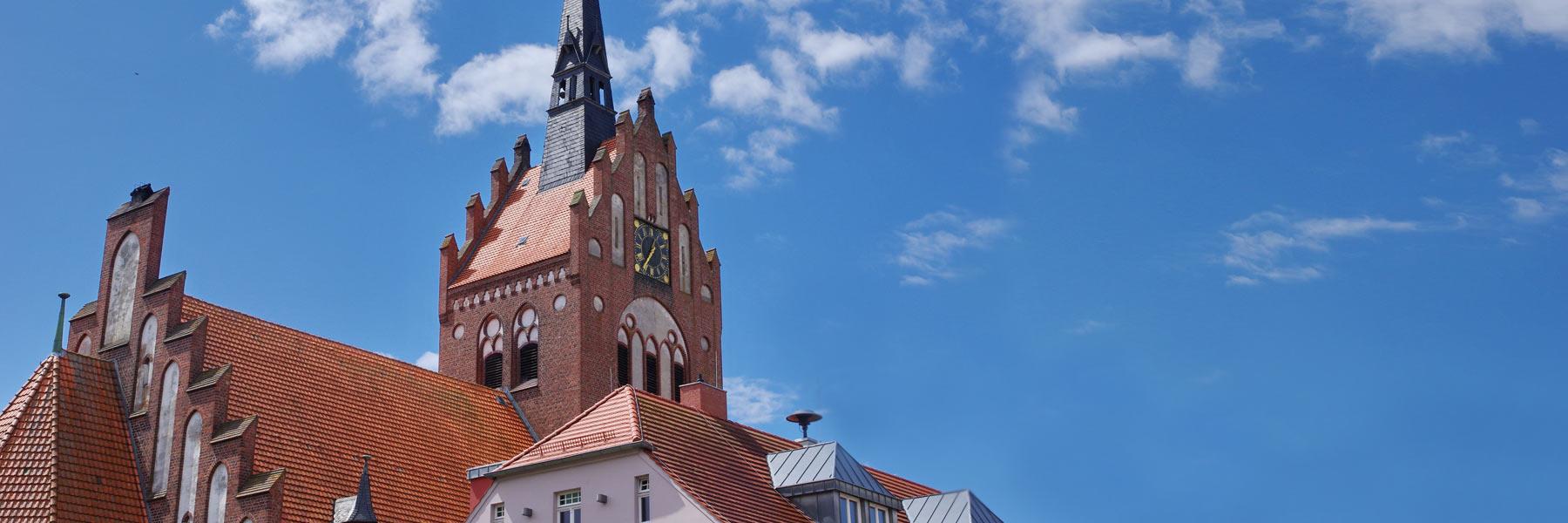 Marienkirche - Usedom (Stadt)