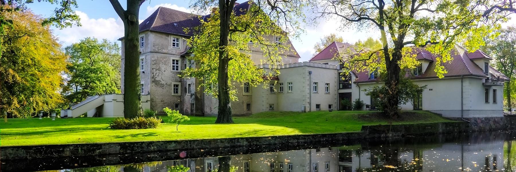Schloss Mellenthin - Usedom (Stadt)