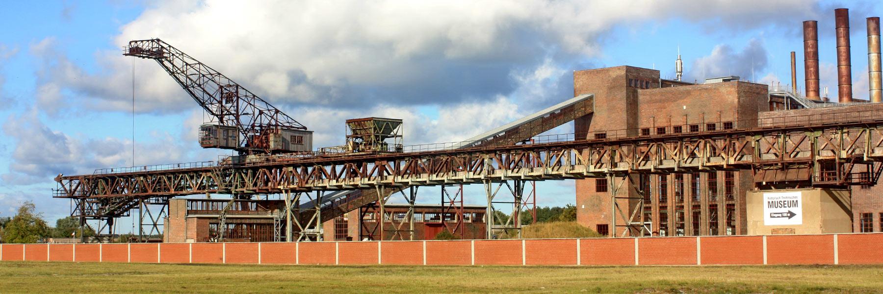 Kraftwerk - Peenemünde