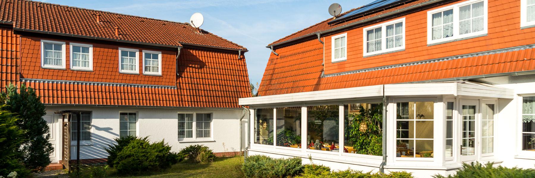 Außenansicht - Gasthaus Zur Schleuse