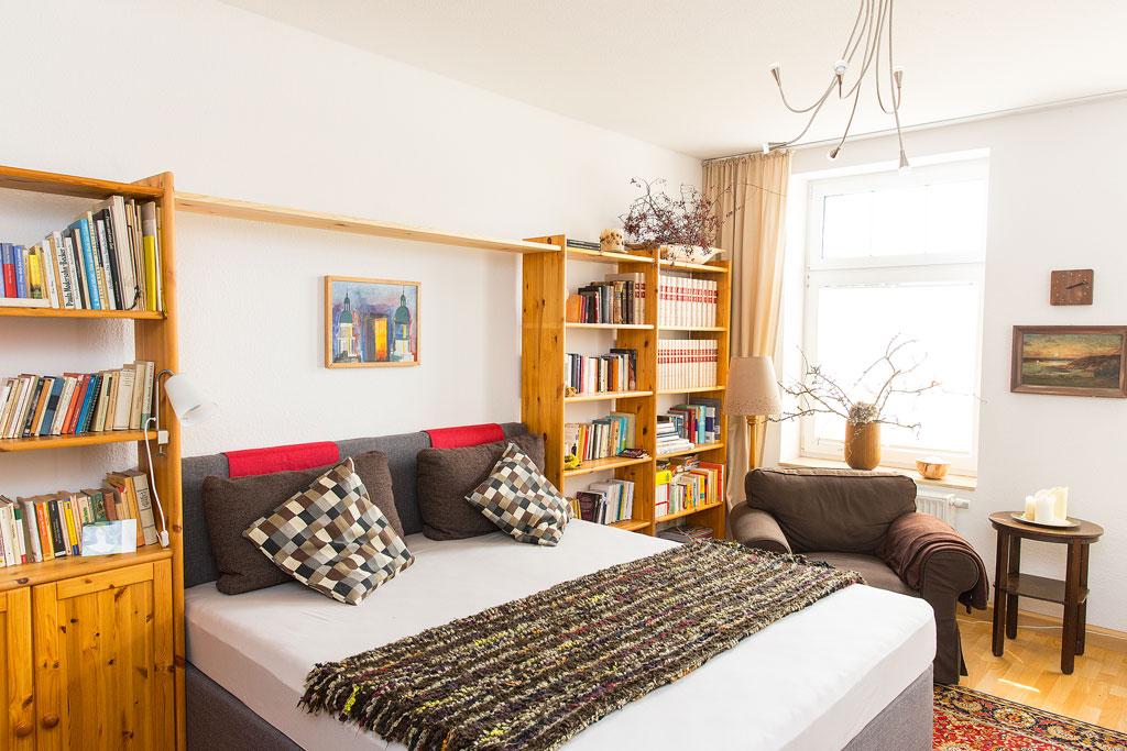 Apartment Meerblick