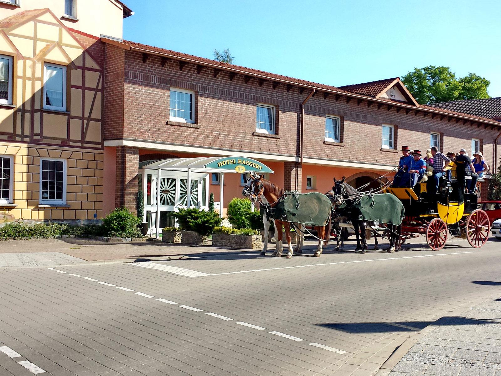 Hotel Haegert