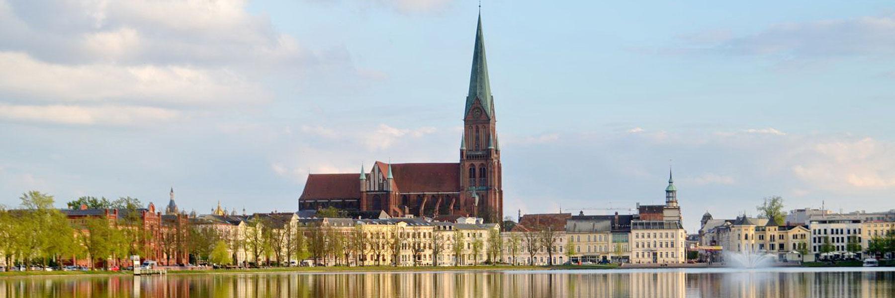"""Innenstadt-Schwerin-Pfaffenteich - Hotel """"Nordlicht"""""""