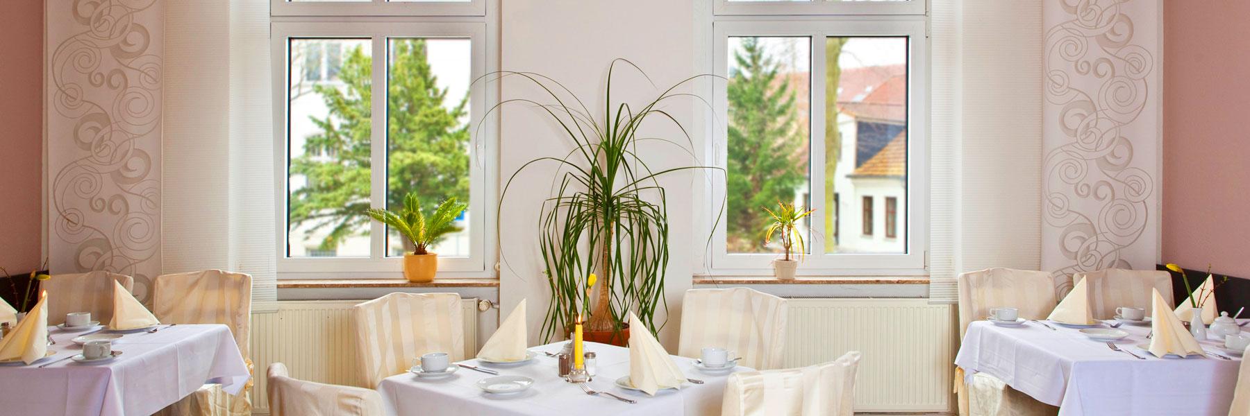 Restaurant - Hotel Adler garni Greifswald