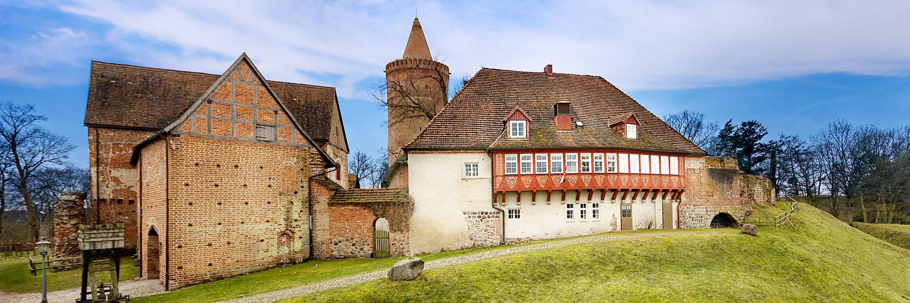 Burg Stargard - Alte Münze