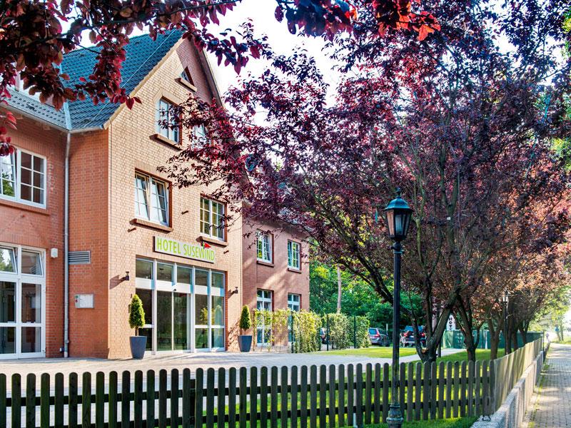 Hotel Susewind in Markgrafenheide